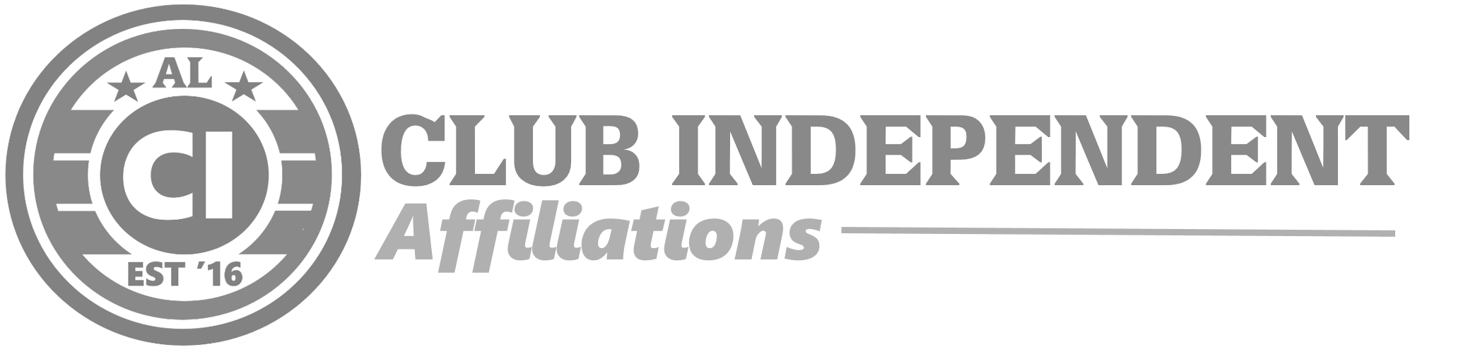 CLUB INDEPENDENT (CI) AFFILIATIONS